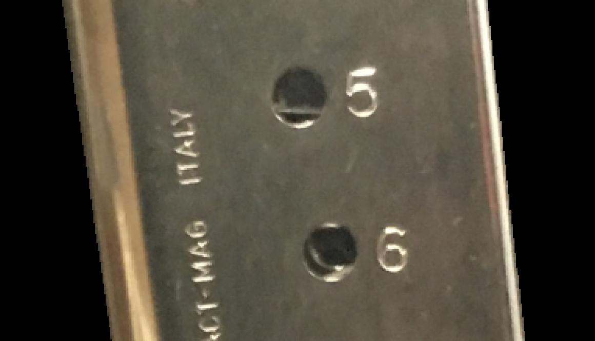 1911 FS 45ACP 8rd NICKEL